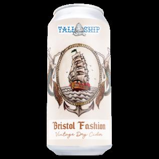 Tall Ship Craft Cider Bristol Fashion