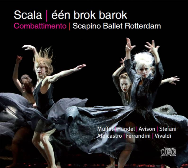 Scala, één brok barok (CD)