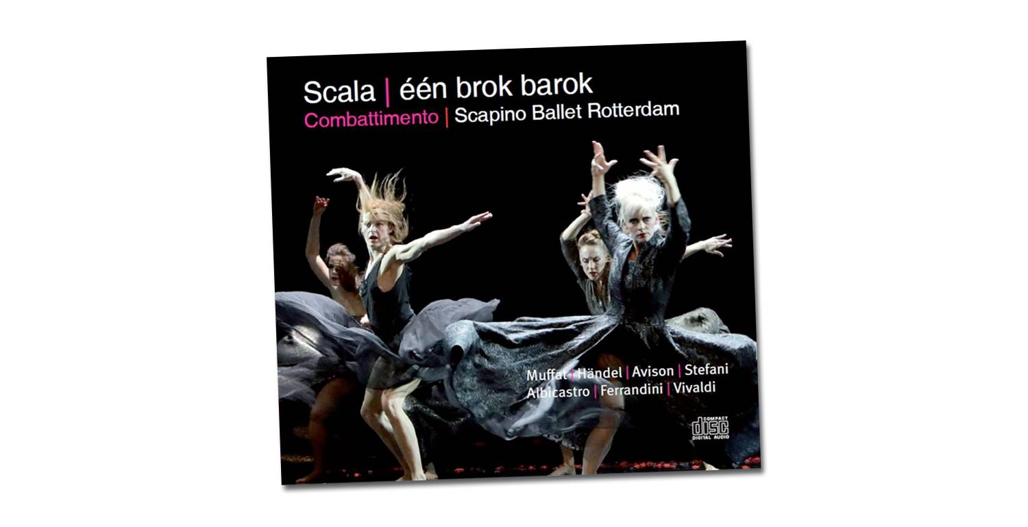 CD 'Scala, één brok barok'