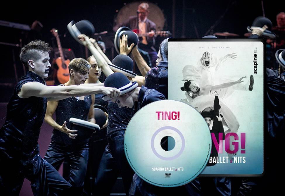 TING! registratie (DVD)
