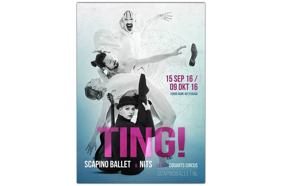 TING! A2 poster