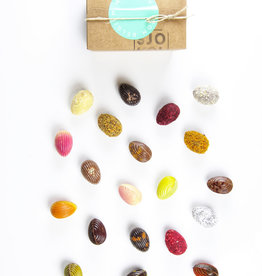 Assortiment chocolade paaseitjes - 500 g