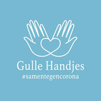 Gulle Handjes - SJOKOLAT - #samentegencorona