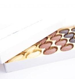 Antwerpse Handjes - groot - chocolade zonder vulling