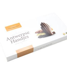 Antwerpse Handjes - groot - chocolade gevuld