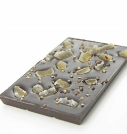 Dark Chocolate with Lemon and Black Pepper