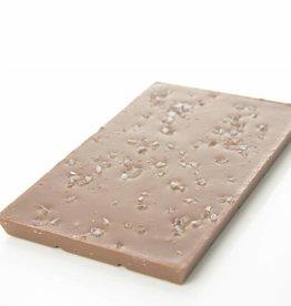 Melkchocolade met zeezout