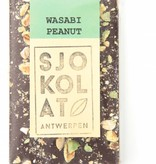 Dark Chocolate with Wasabi Peanuts