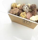 Assortiment ambachtelijke truffels - 570 gram