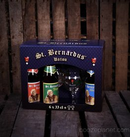 Giftbox St-bernard.