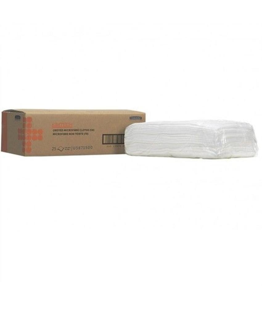 KIMTECH* AUTO Microfiber poetsdoeken voor oppervlakvoorbereiding - Doek - Wit