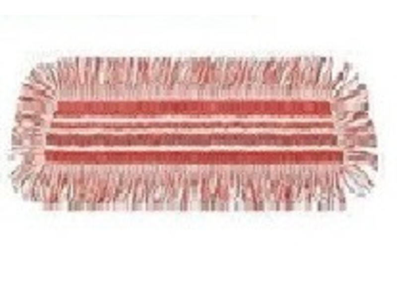 Johnson Diversey TASKI JM Ultra HD damp mop rood - 40 cm - 10 stuks