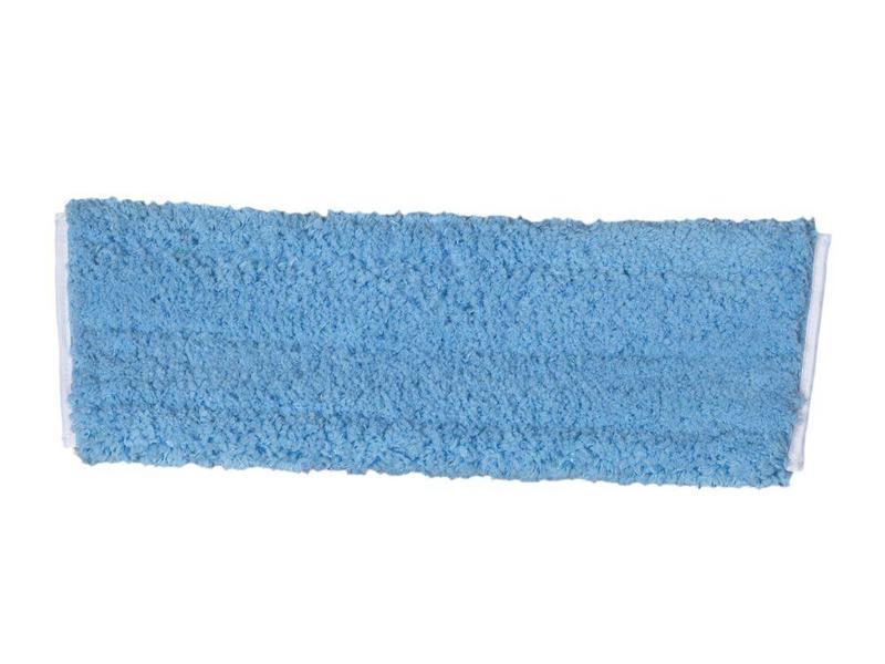 Johnson Diversey TASKI JM Hygiëne microvezelmop blauw - 40 cm