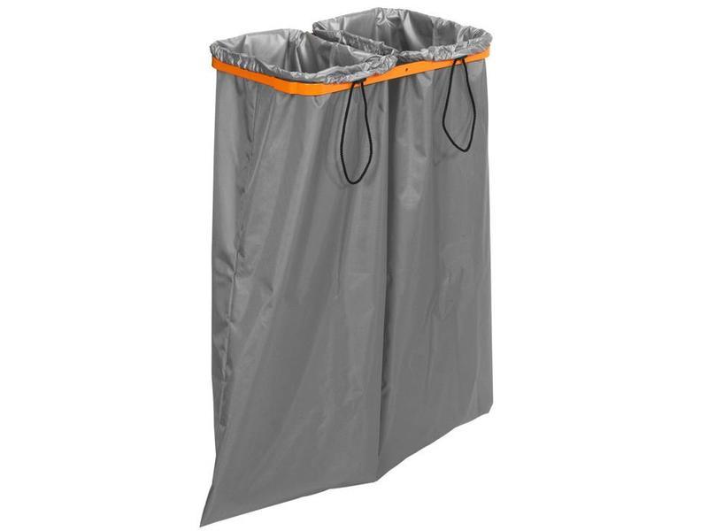 Johnson Diversey TASKI grote grijze waszak - 26 liter - per stuk
