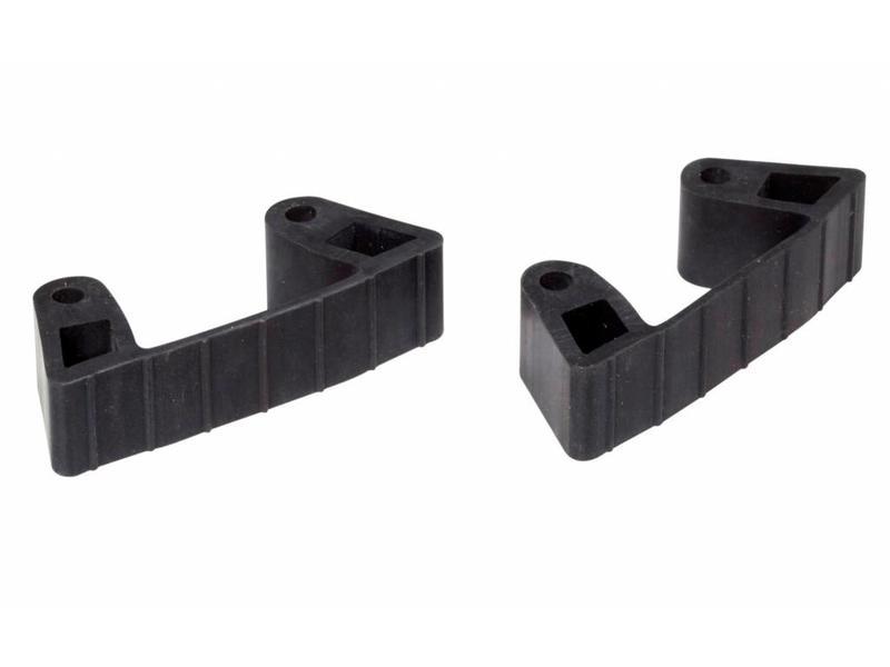 Johnson Diversey TASKI standaard rubber - 2 stuks