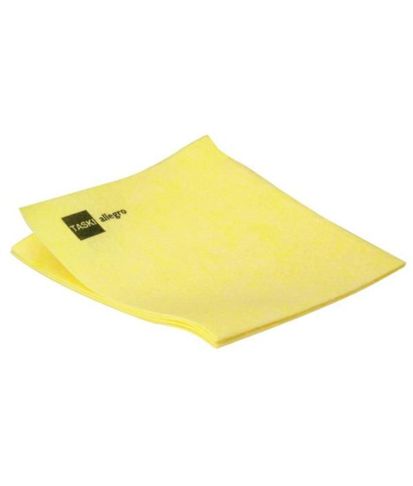 TASKI Allegro - geel - 100 stuks