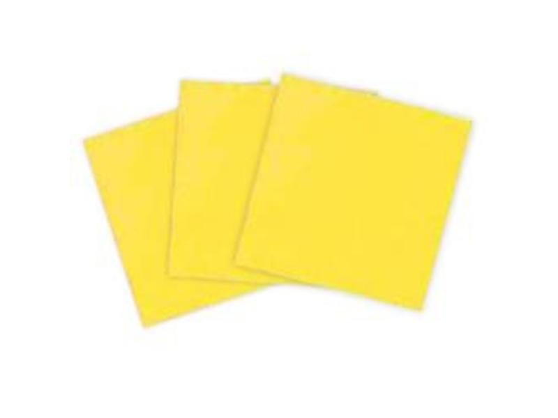 Johnson Diversey TASKI Allegro light - geel -100 stuks