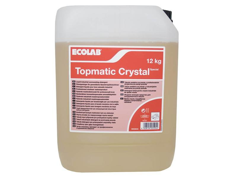 Ecolab TOPMATIC CRYSTAL SPECIAL 12KG