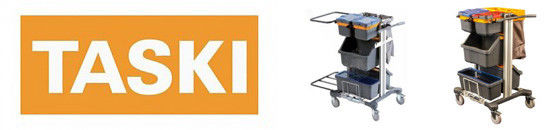 TASKI trolley - standaard materiaalwagens