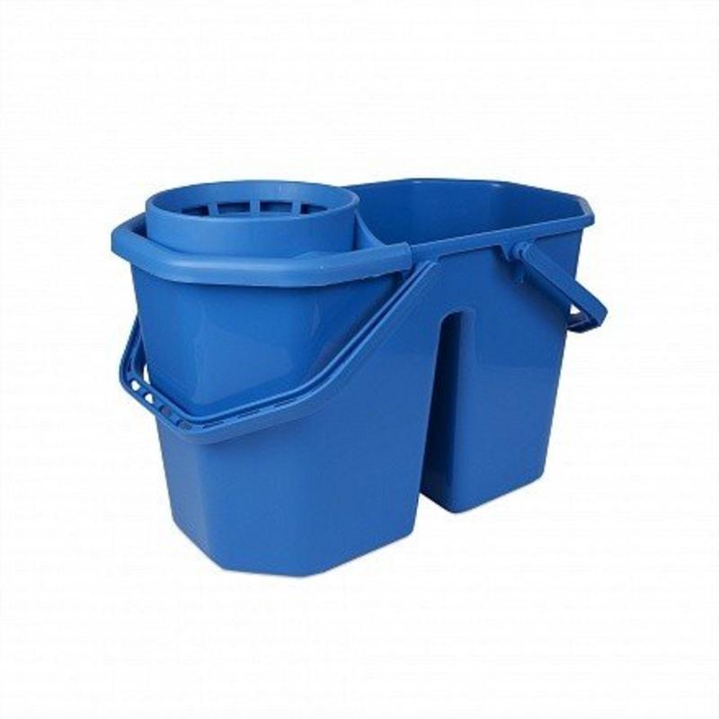 TASKI Spaanse mopemmer dubbel - blauw