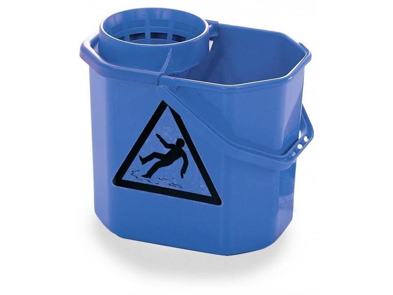 Johnson Diversey TASKI Spaanse mopemmer - blauw