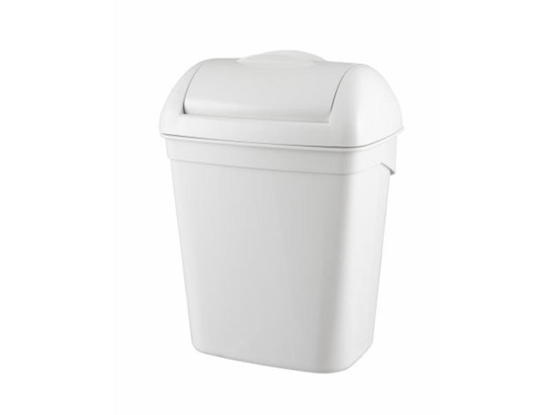 PlastiQline PlastiQline Hygienebak 8 liter kunststof wit