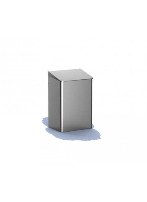 MediQo-line Afvalbak 15 liter RVS
