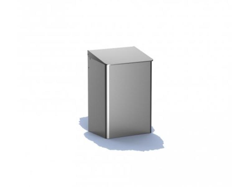 MediQo-line MediQo-line Afvalbak 15 liter RVS