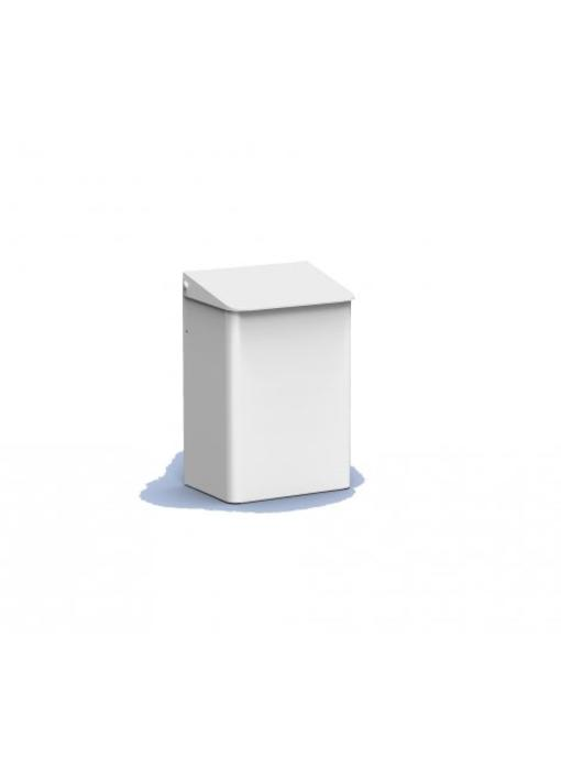 MediQo-line Afvalbak 6 liter wit