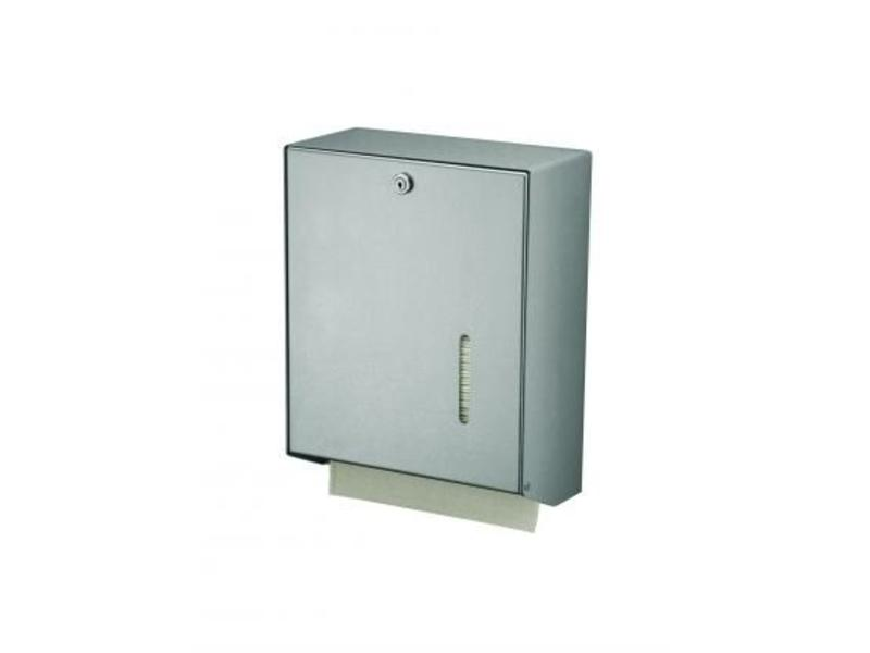 MediQo-line MediQo-line Handdoekdispenser aluminium groot