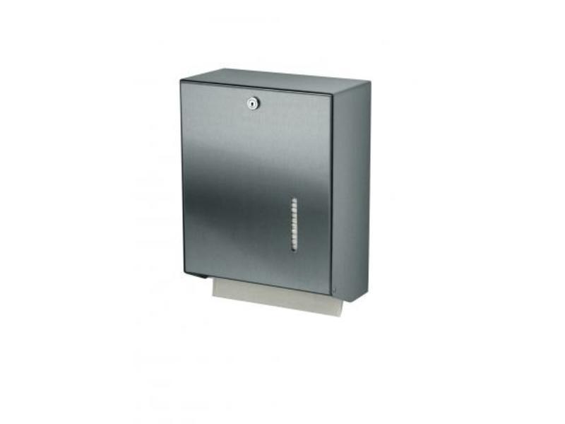 MediQo-line MediQo-line Handdoekdispenser RVS groot