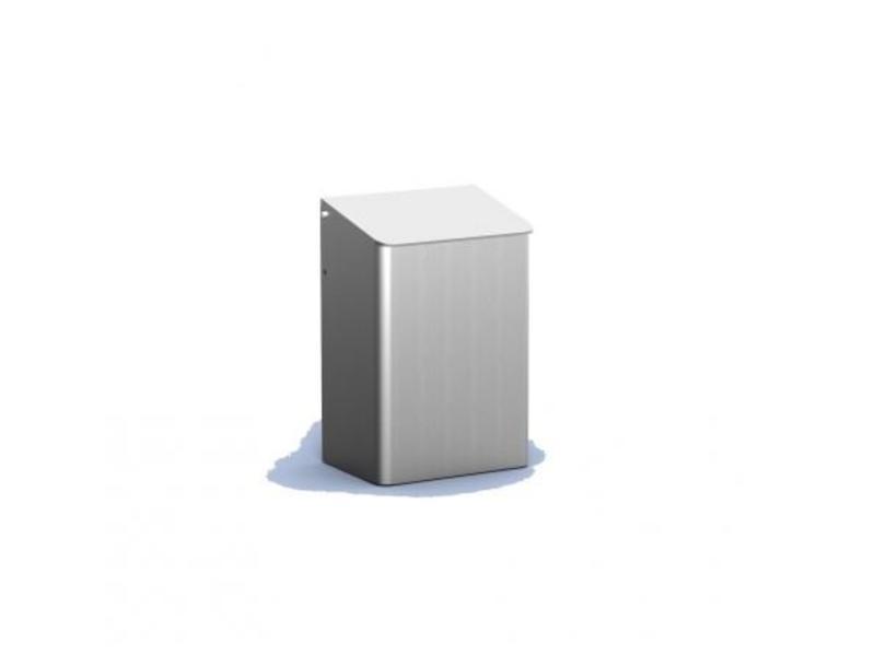 MediQo-line MediQo-line Afvalbak 6 liter aluminium