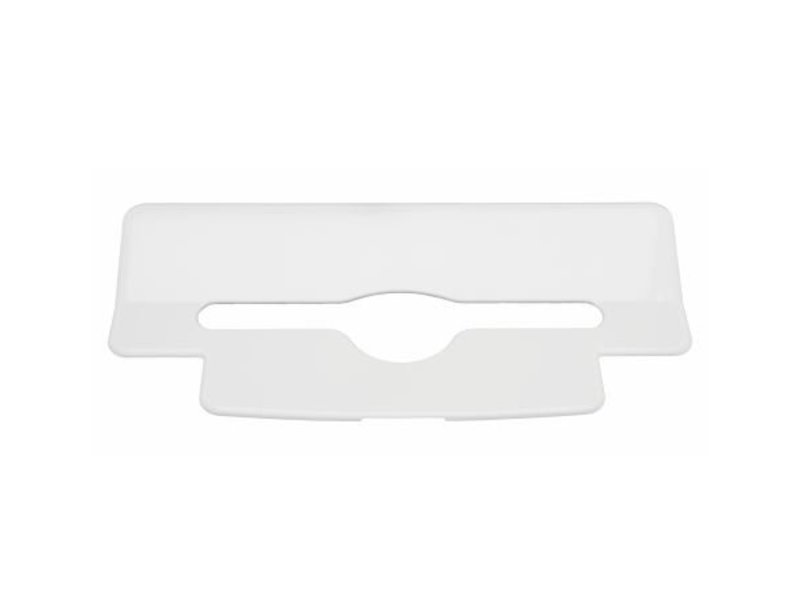 PlastiQline PlastiQline Inlegplaatje handdoekdispenser kunststof