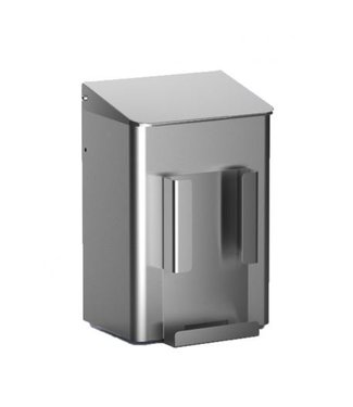 MediQo-line MediQo-line Hygienebak 6 liter RVS