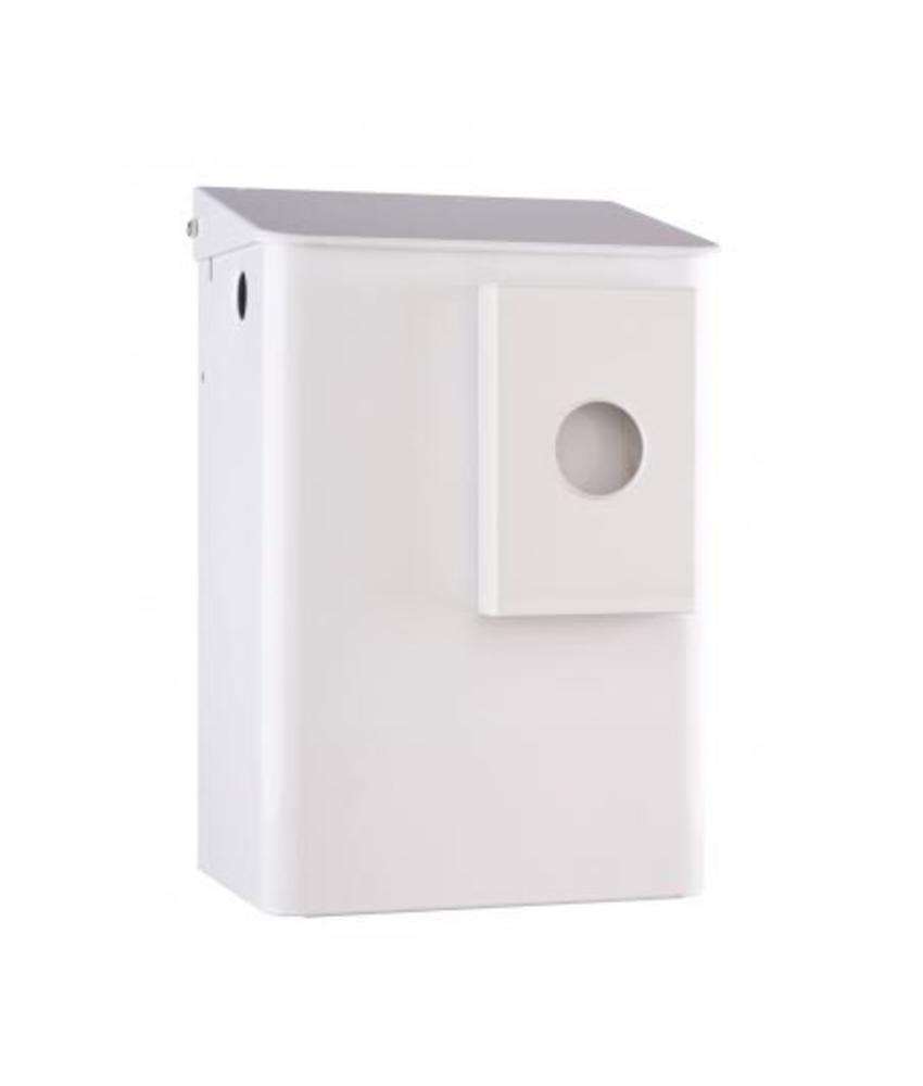 MediQo-line Hygienebak 6 liter wit