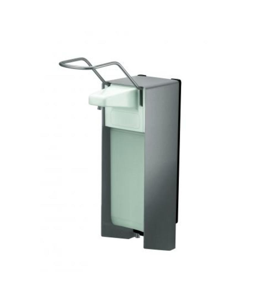 MediQo-line Zeep- & dispenser desinfectiemiddel 1000 ml LB RVS