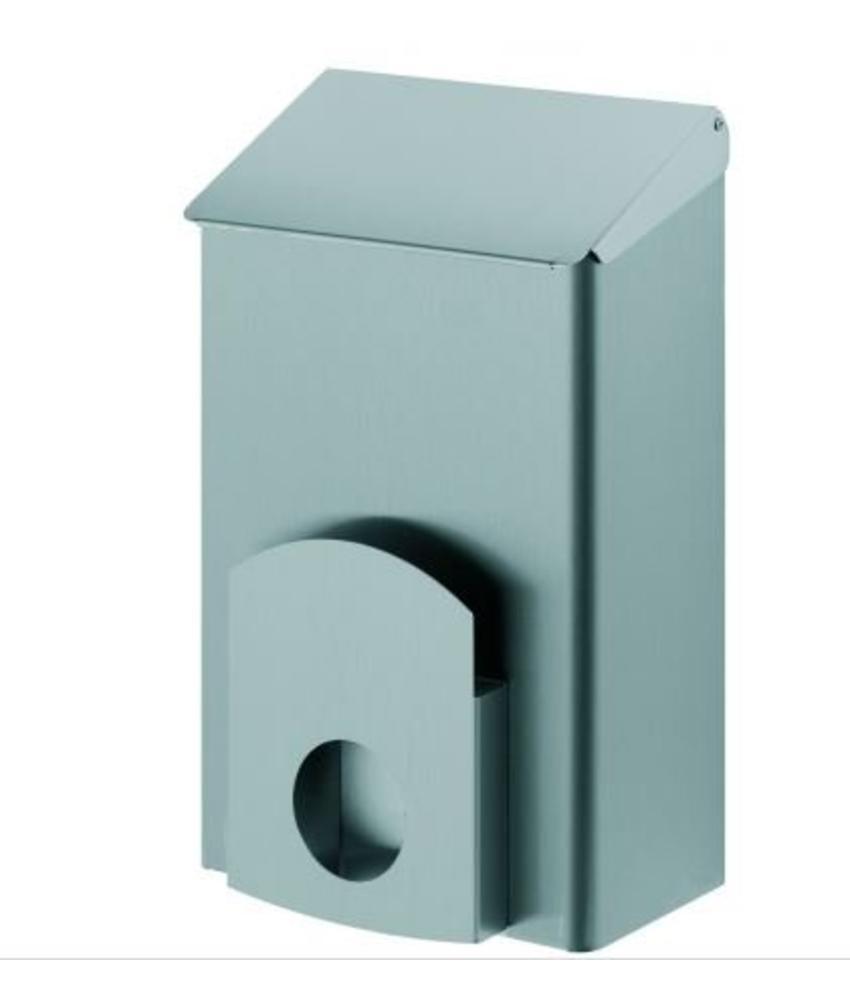 Dutch Bins Hygienebak 7 liter RVS