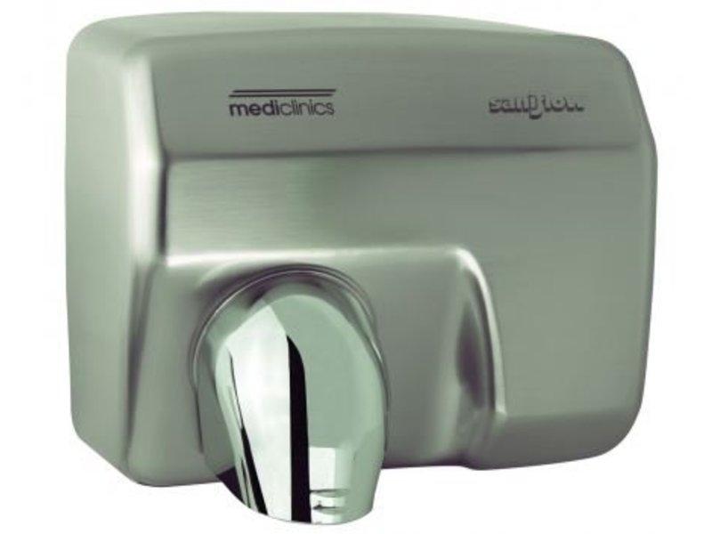 Mediclinics Mediclinics Handendroger RVS look automatisch