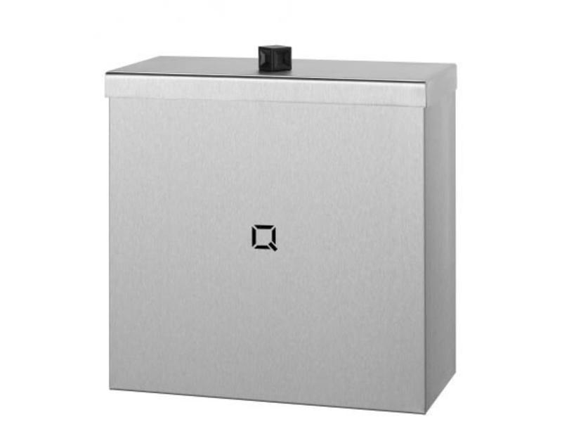 Qbic-line Qbic-line Afvalbak gesloten 9 liter