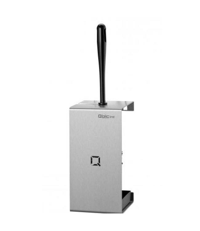 Qbic-line Qbic-line Toiletborstelhouder