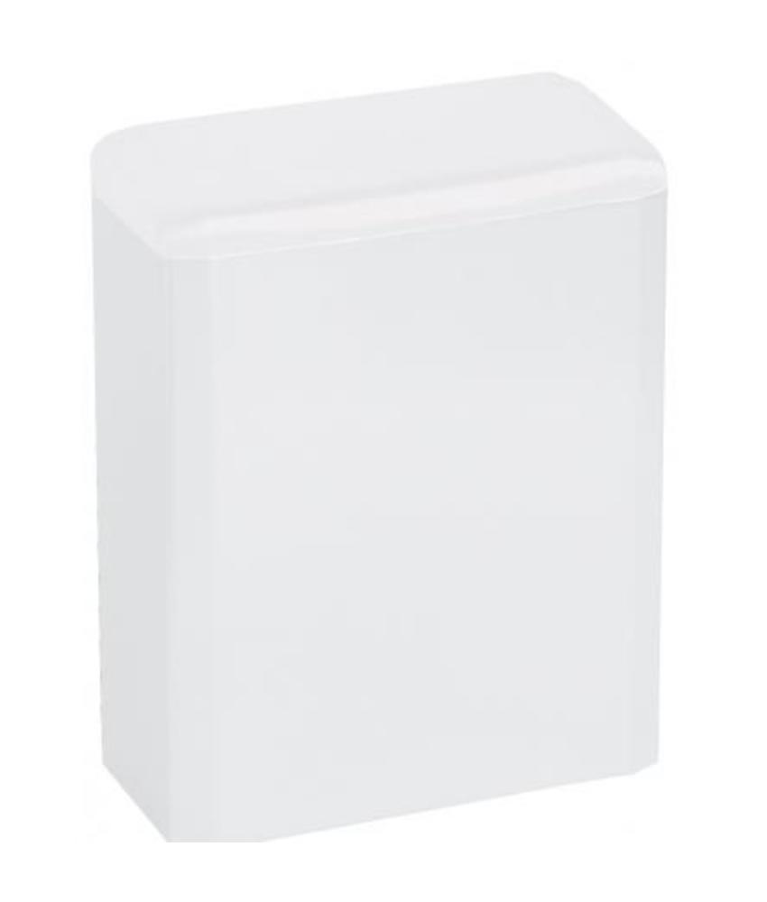 Mediclinics (Hygiene)bak 6 liter gesloten wit