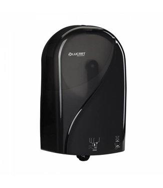 Lucart Lucart Toiletpapierdispenser Autocut - Zwart