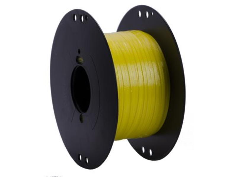 Hofman Flytec Vliegenkleeflint losse rol 400 m geel