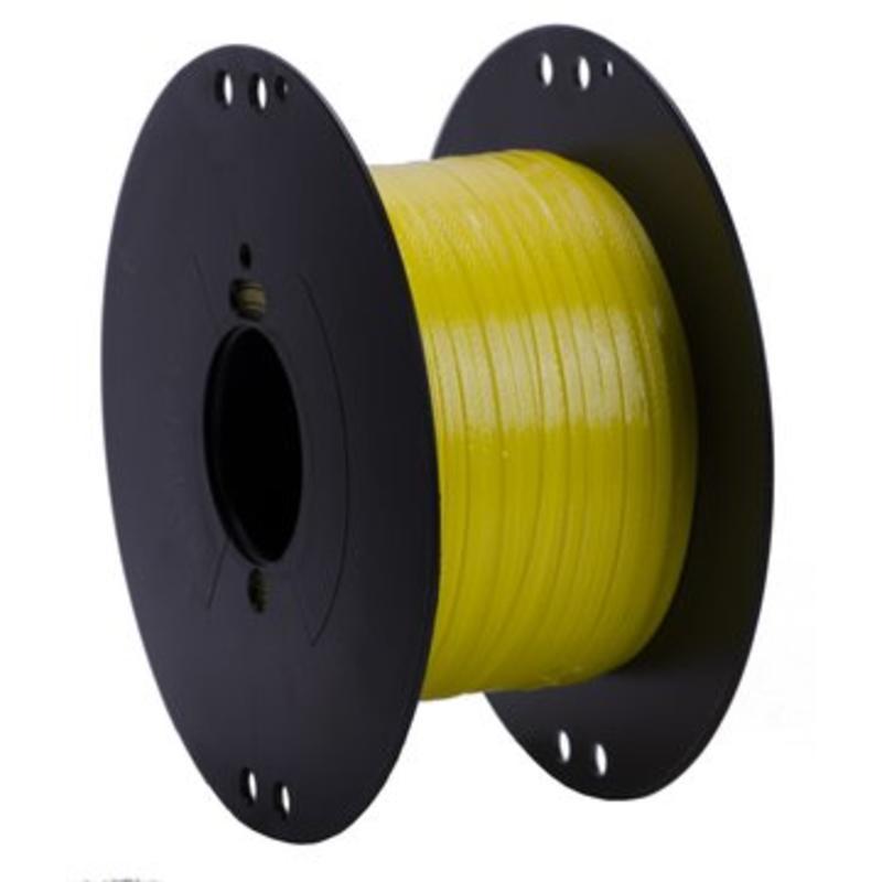 Flytec Vliegenkleeflint losse rol 400 m geel