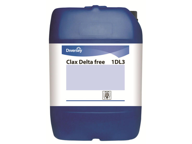 Johnson Diversey Clax Delta Free 1DL3 - 200L