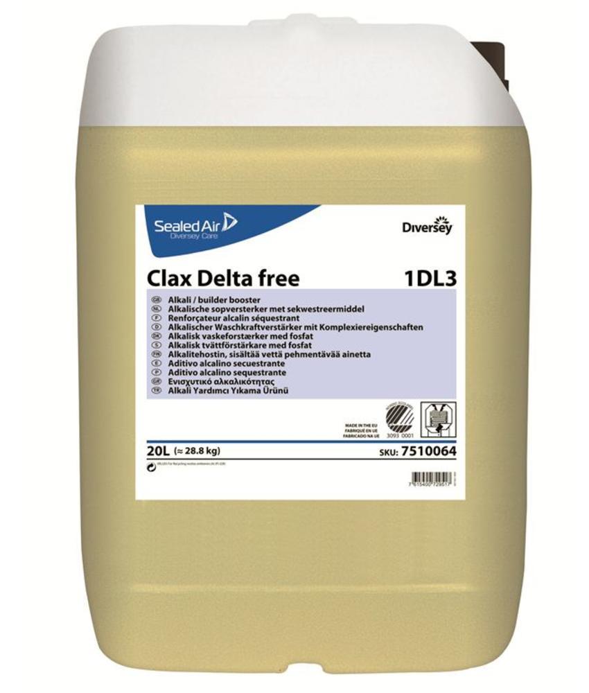 Clax Delta Free 1DL3 - 20L