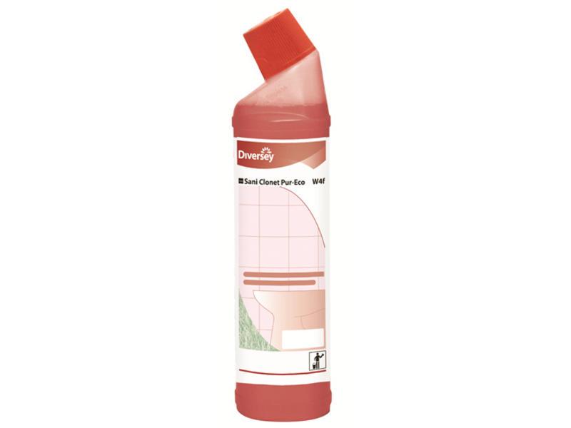 Johnson Diversey TASKI Sani Clonet Pur-Eco flacon rood - 750ml