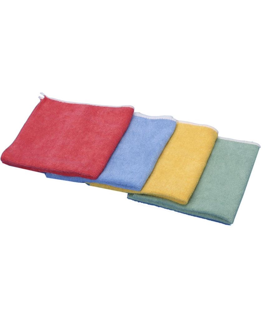 TASKI JM Ultra reinigingsdoek XL - geel - pak 20 stuks