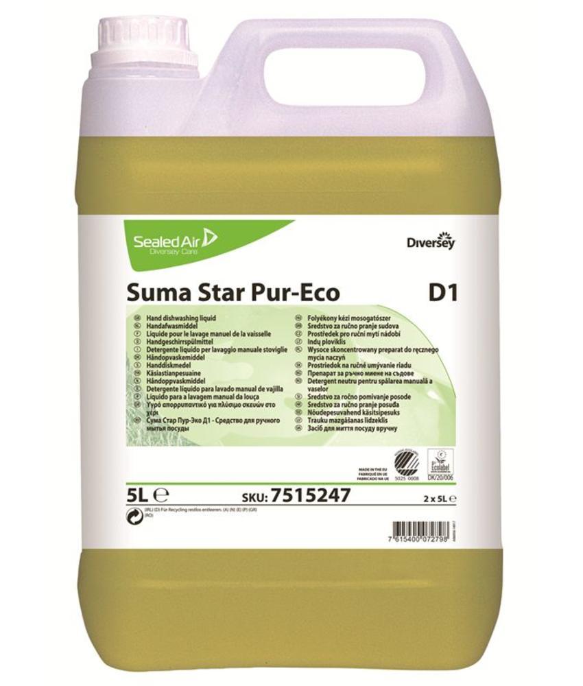 Suma Star Pur-Eco D1 - can 5L
