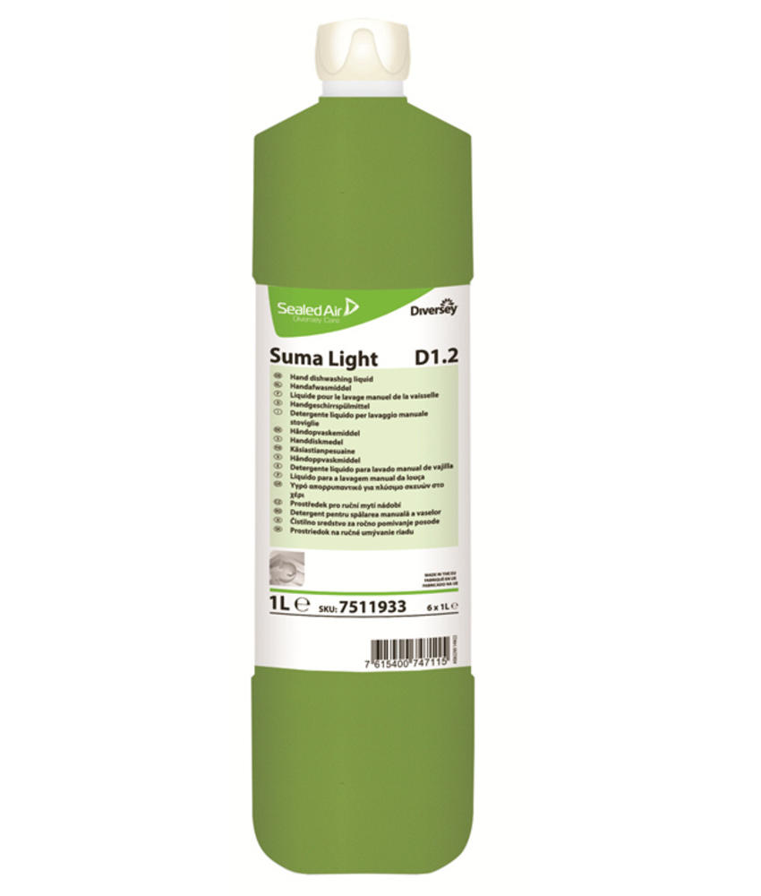Suma Light D1.2 - flacon 1L